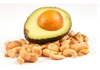 healthy fats to lower blood sugar