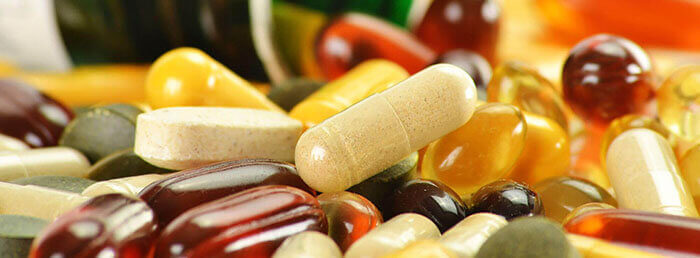 multivitamin every day