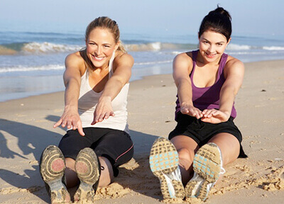 summer body workout buddies