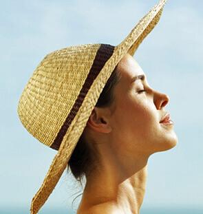 Sun For Anti-Aging
