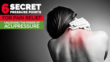 pressure points for pain relief