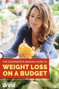 weight loss budget grocery guide