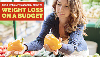 weight loss budget grocery list