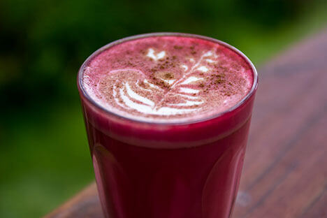 beet weight loss smoothie