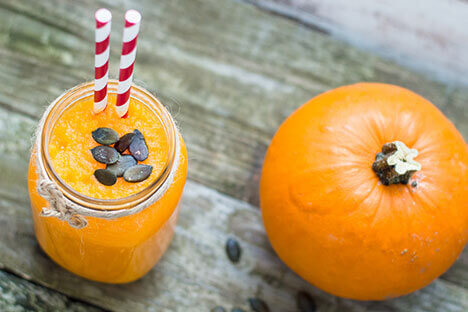 pumpkin weight loss smoothie