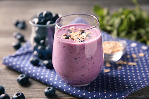 breakfast smoothie for weight loss